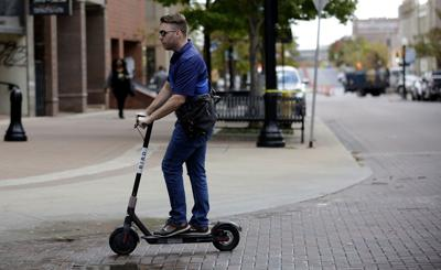 Omaha plans electric scooter pilot program
