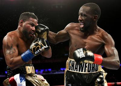 Omaha native Terence 'Bud' Crawford's dominance compared to 'Alabama in football'