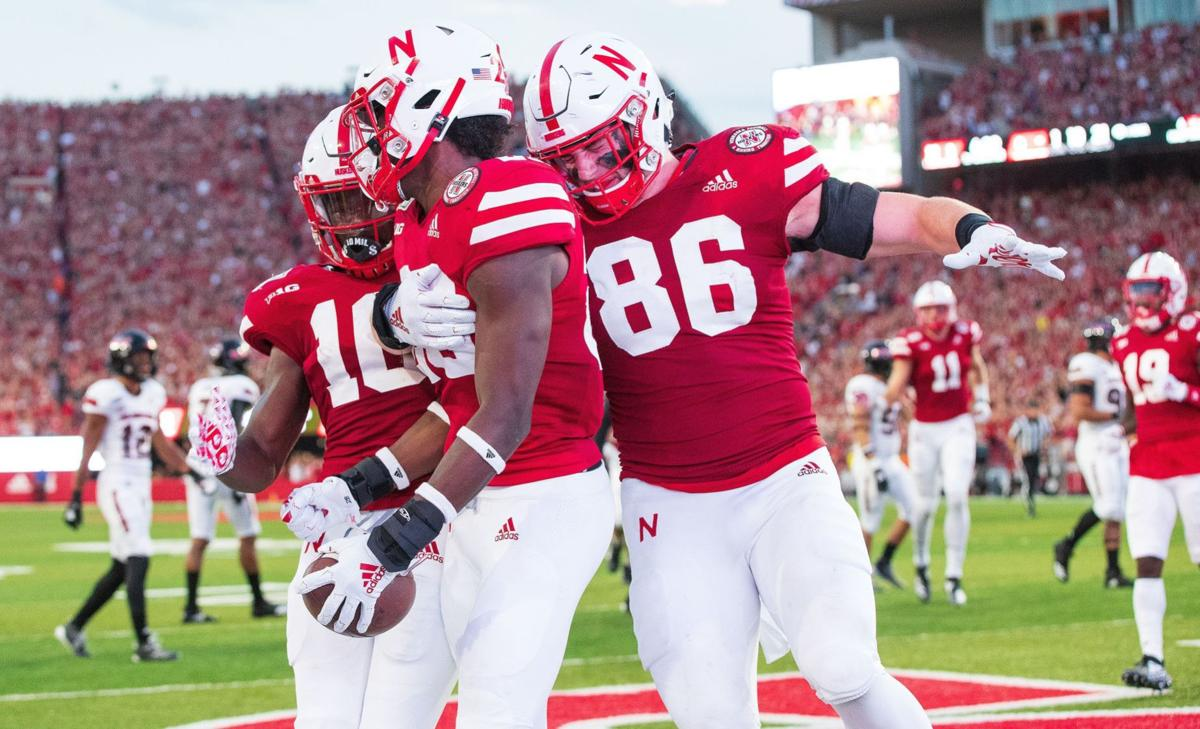 Lesson learned: Huskers feeling good after starting fast, finishing strong against Northern Illinois