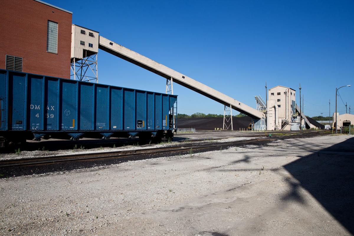 North Omaha coal plant