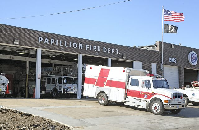 Lease renewed for fire station