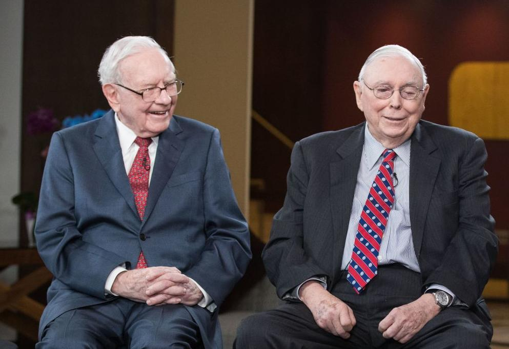 Buffett and Munger