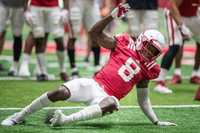 Husker notes: Deontai Williams still 'locked in'; Lovers of football and more