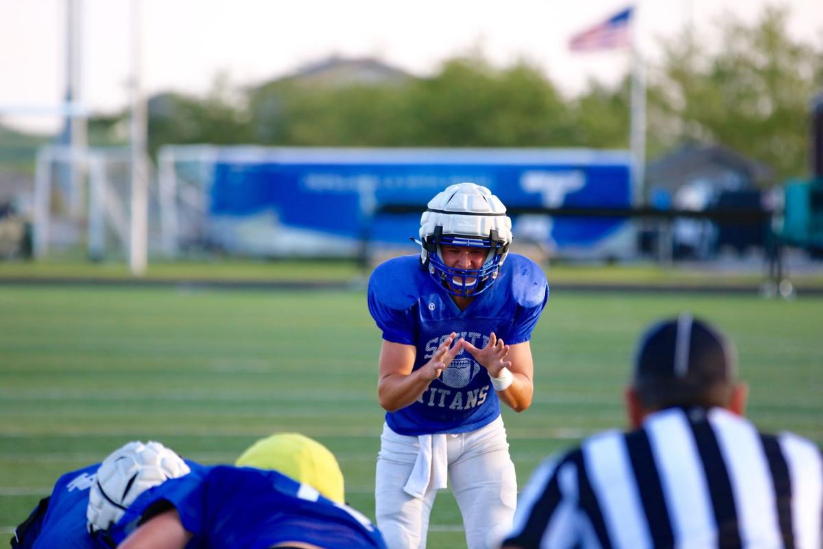 Practice report: Papillion-La Vista South returns QB, 1,000-yard rusher and leading tackler