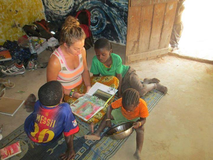 Nebraska Peace Corps volunteer leaves library legacy in Senegalese village