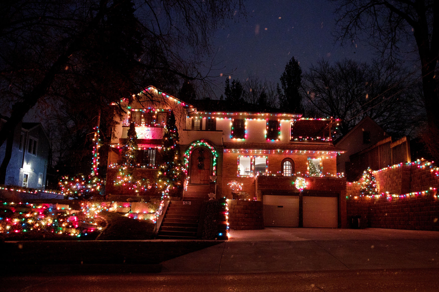 2016's best Omaha-area neighborhoods to see holiday lights | Good ...
