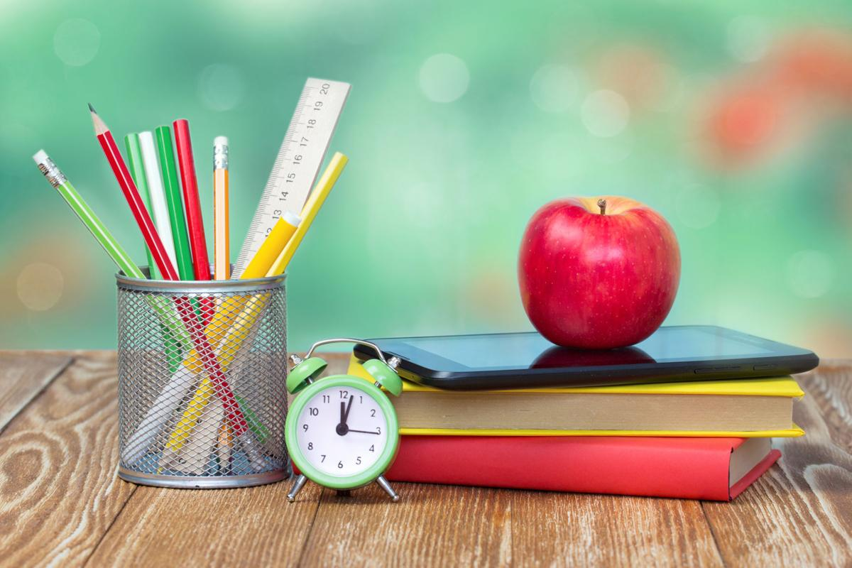 Back-to-school is the ideal time to get children organized