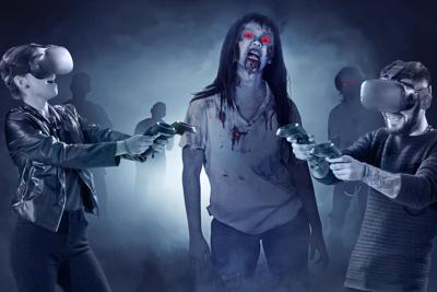 Omaha, get ready for VR horror: Zombies, ghosts and other bumps in the virtual night
