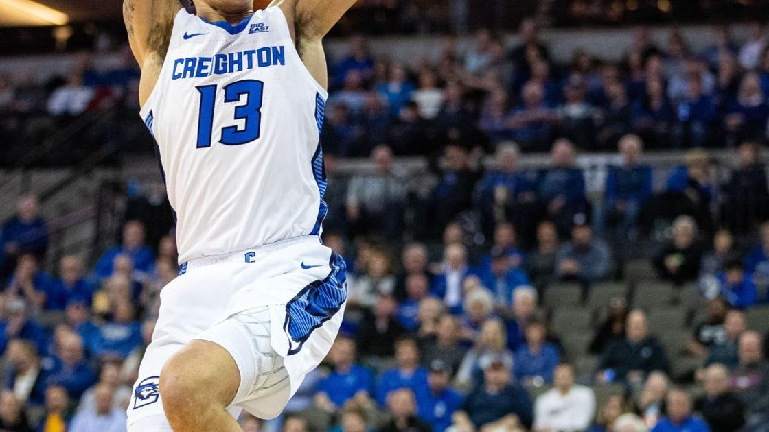 Photos: Creighton basketball hosts Oral Roberts