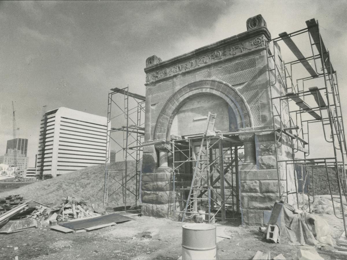 Photos: Omaha's Gene Leahy Mall through the years