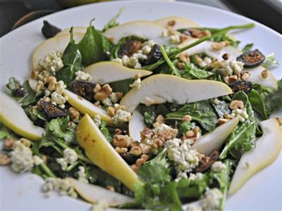 FOOD FIG-PEAR-WALNUT-SALAD PG