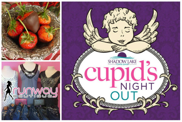 Win a Cupid's Night Out at Shadow Lake Towne Center