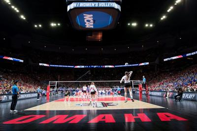 Shatel: Get ready for a bubble-wrapped 10 days of NCAA volleyball