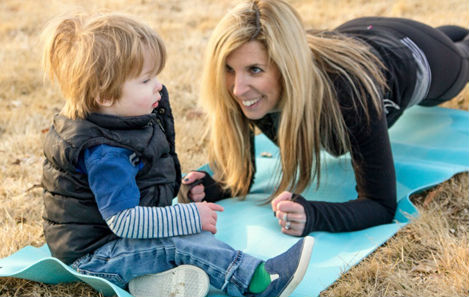 Fit Mama: 5 easy ways to jump start your fitness routine
