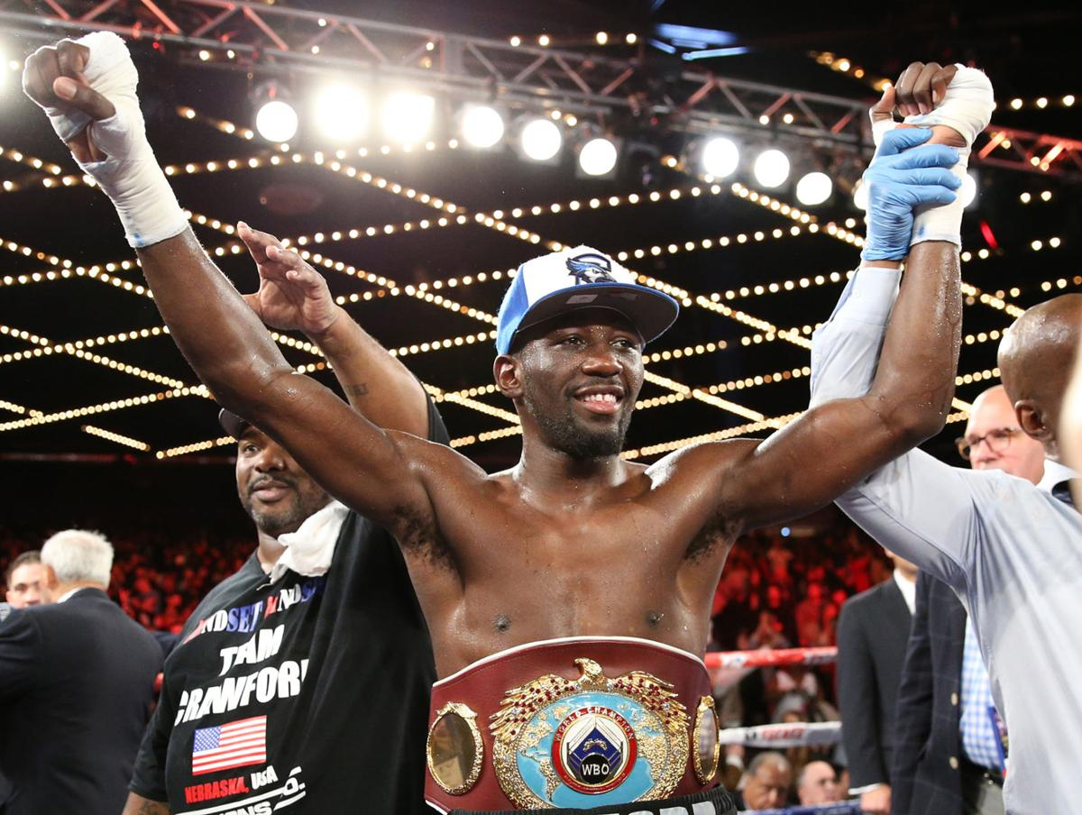 Terence \'Bud\' Crawford moving up to main arena for next fight at ...