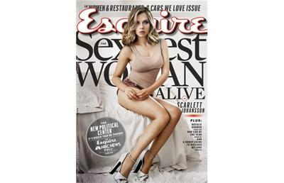 The Sexiest Woman Alive of 2013 is...