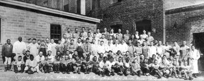 Stockyards Cudahy Packers in October 1933..jpg (copy) (copy)
