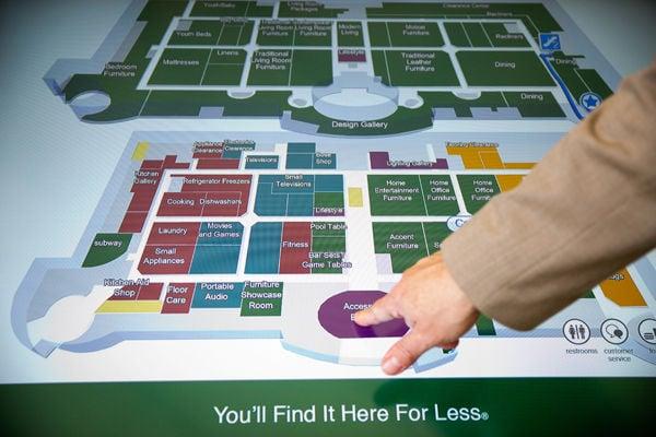 For Nebraska Furniture Mart Everything Including Sales Is Bigger