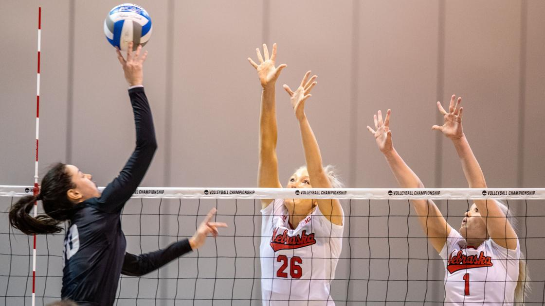 Nebraska is facing college volleyball's elite, and first up is Baylor