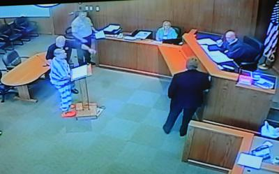 Suspected serial killer appears in Illinois court