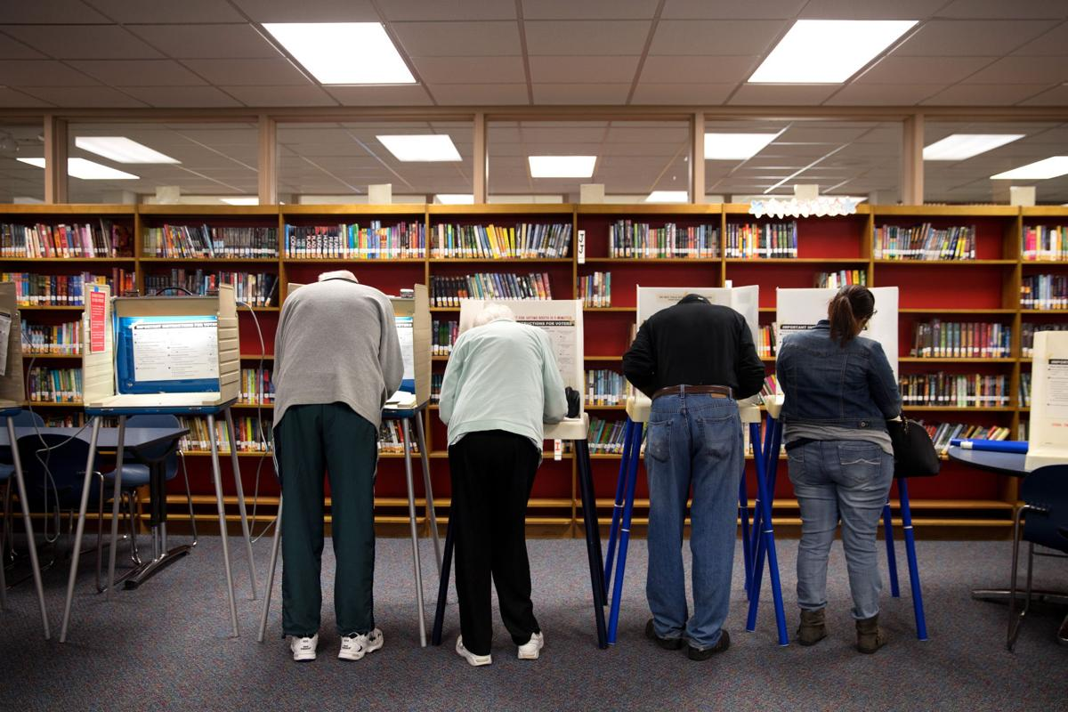 Voting in Omaha