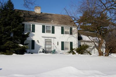 Blandings dream house