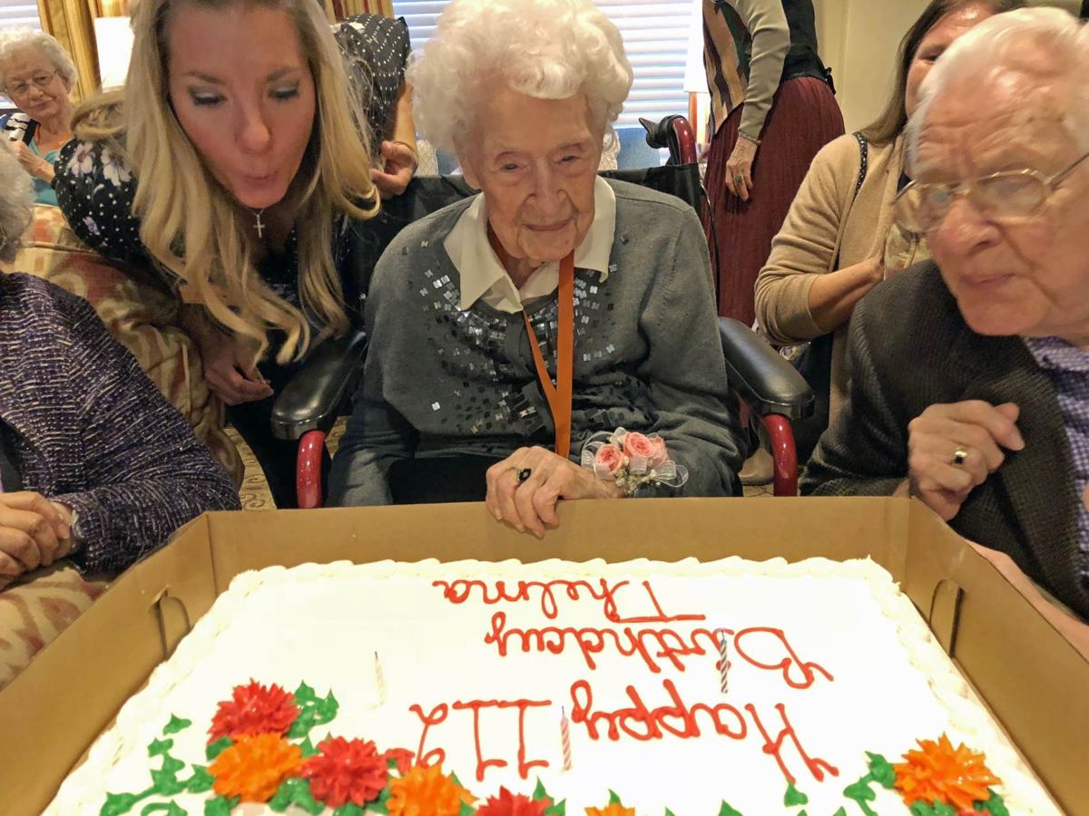Thelma Sutcliffe, Nebraska's oldest citizen, celebrates her 112th birthday | Live Well Nebraska | omaha.com