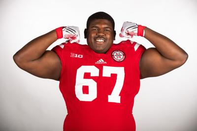 Husker Q&A: Jerald Foster understands the power of his role and the influence he wields