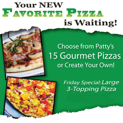 Patty's Pub | Bar and Grill | Lincoln NE | Pizza