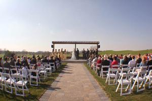 Tiburon Golf Club - Outdoor Ceremony