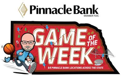 Pinnacle Bank Game of the Week logo teaser
