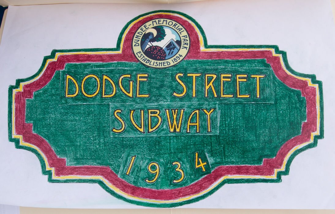 Dodge Street Subway
