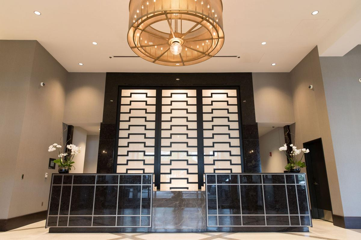 Marriott In Omahas Capitol District Gives A Sneak Peek Of The