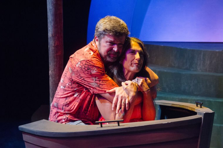 Review: Foursome makes Playhouse's clever 'Sirens' sing