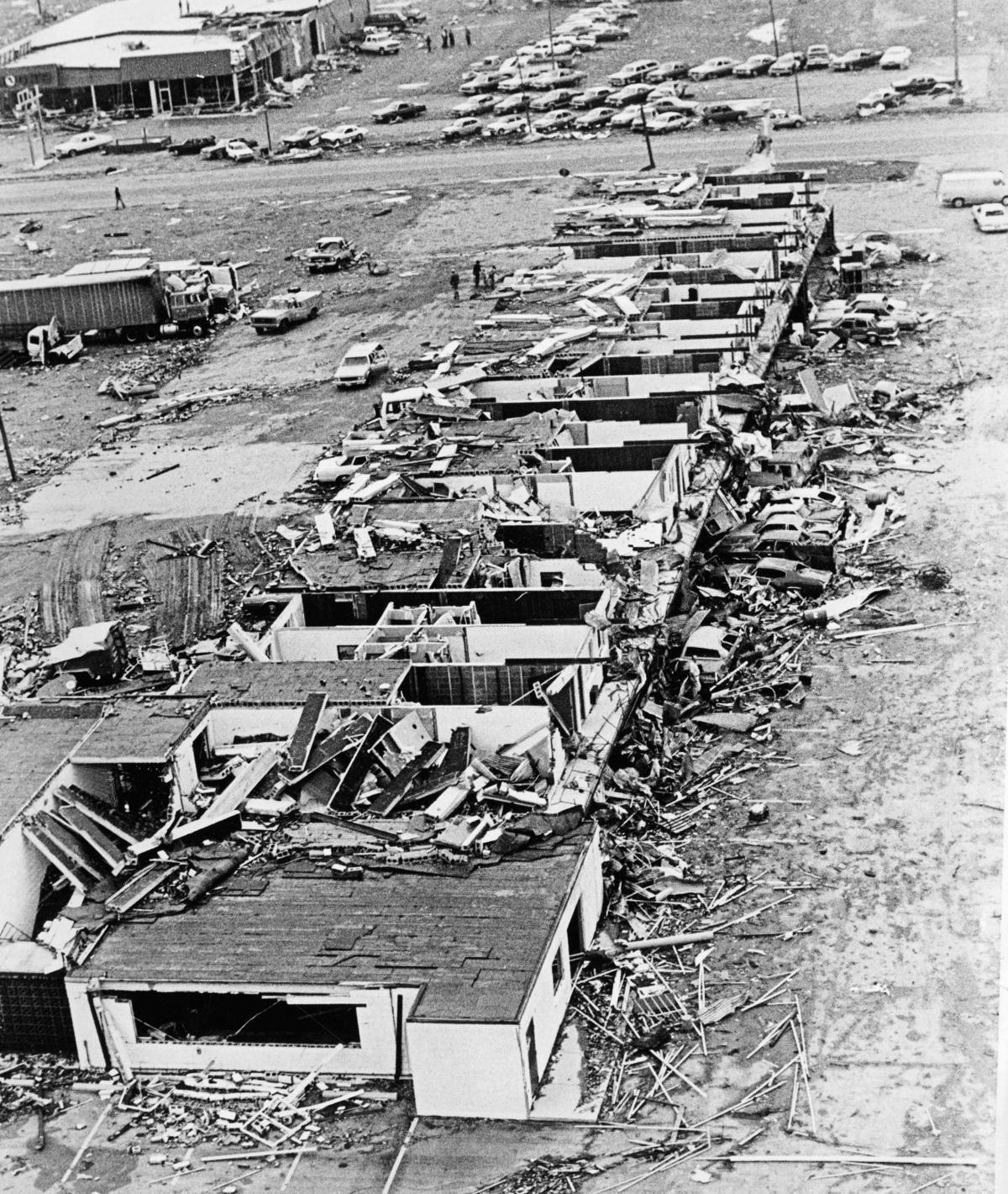 Grand Island tornadoes