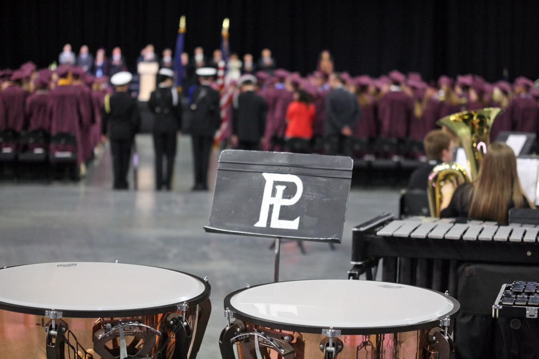 Baxter La Vista >> Papillion-La Vista High School Graduation - Omaha.com: Sarpy News