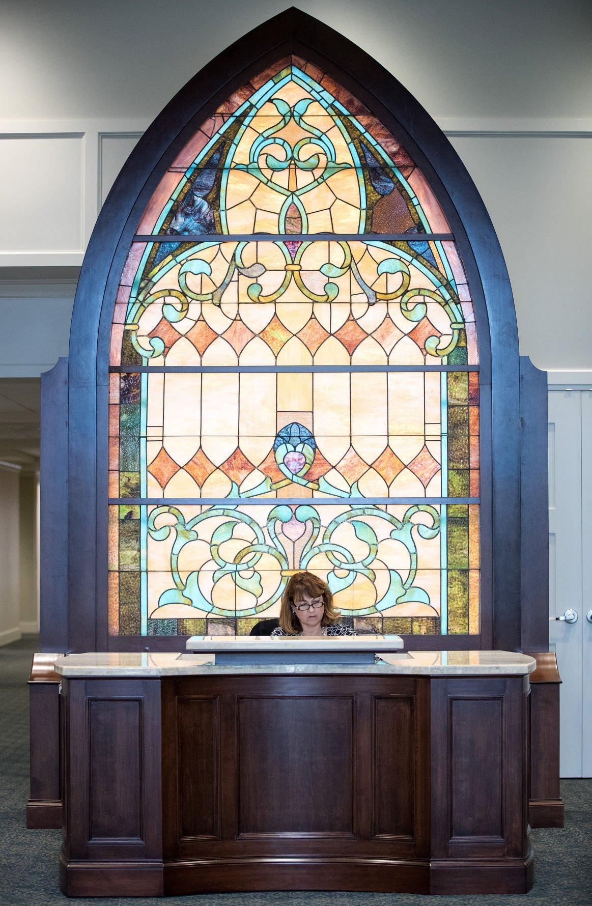 Heafey Hoffmann Dworak & Cutler chapel
