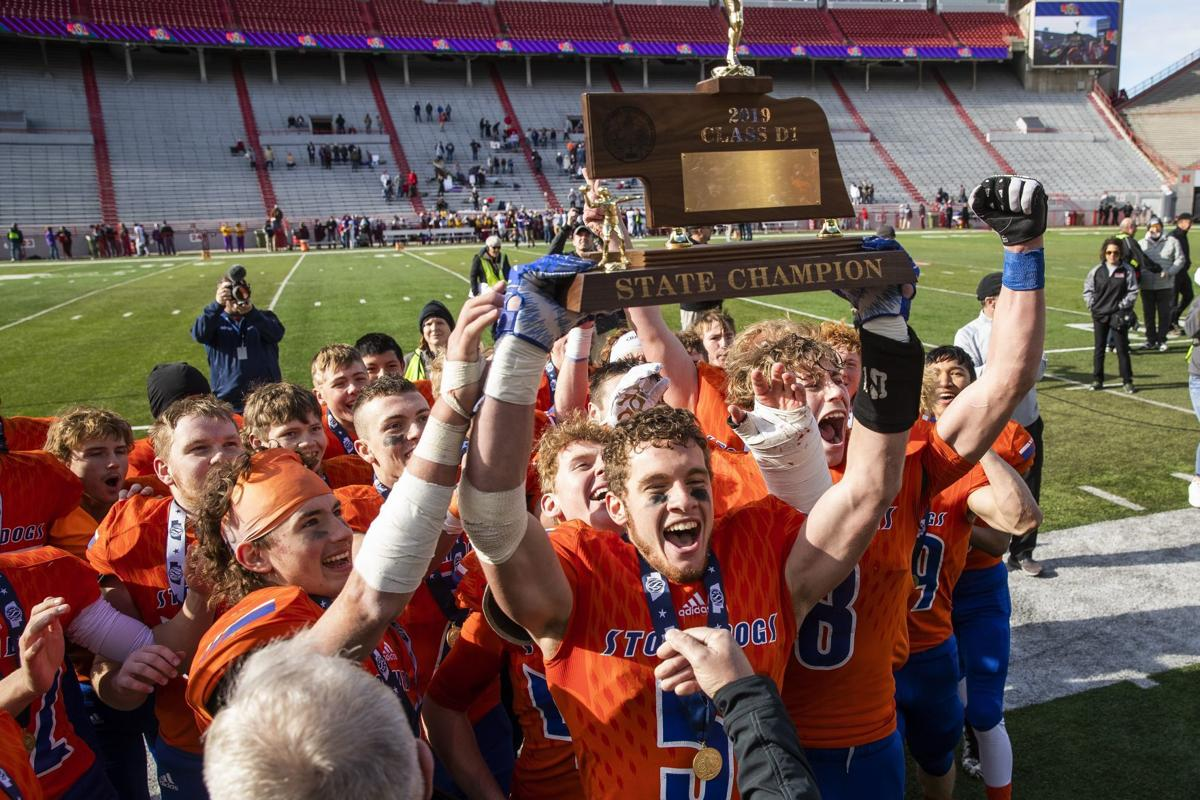 Eight Man-1: Osceola/High Plains' big first half delivers title in final game as Stormdogs