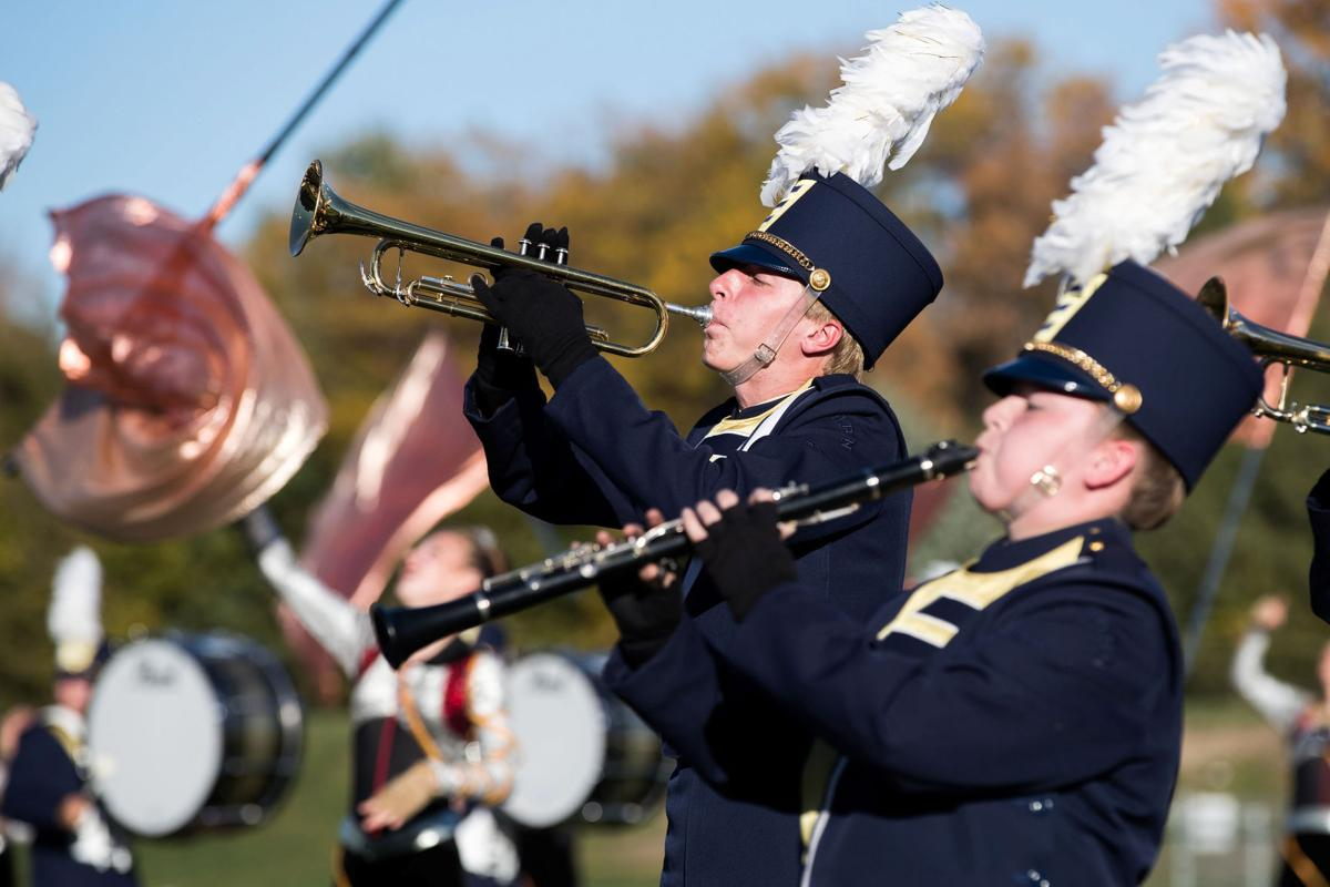 Elkhorn South - marching band