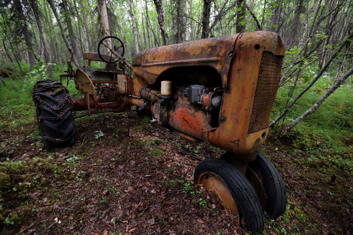 Alaska Tractor