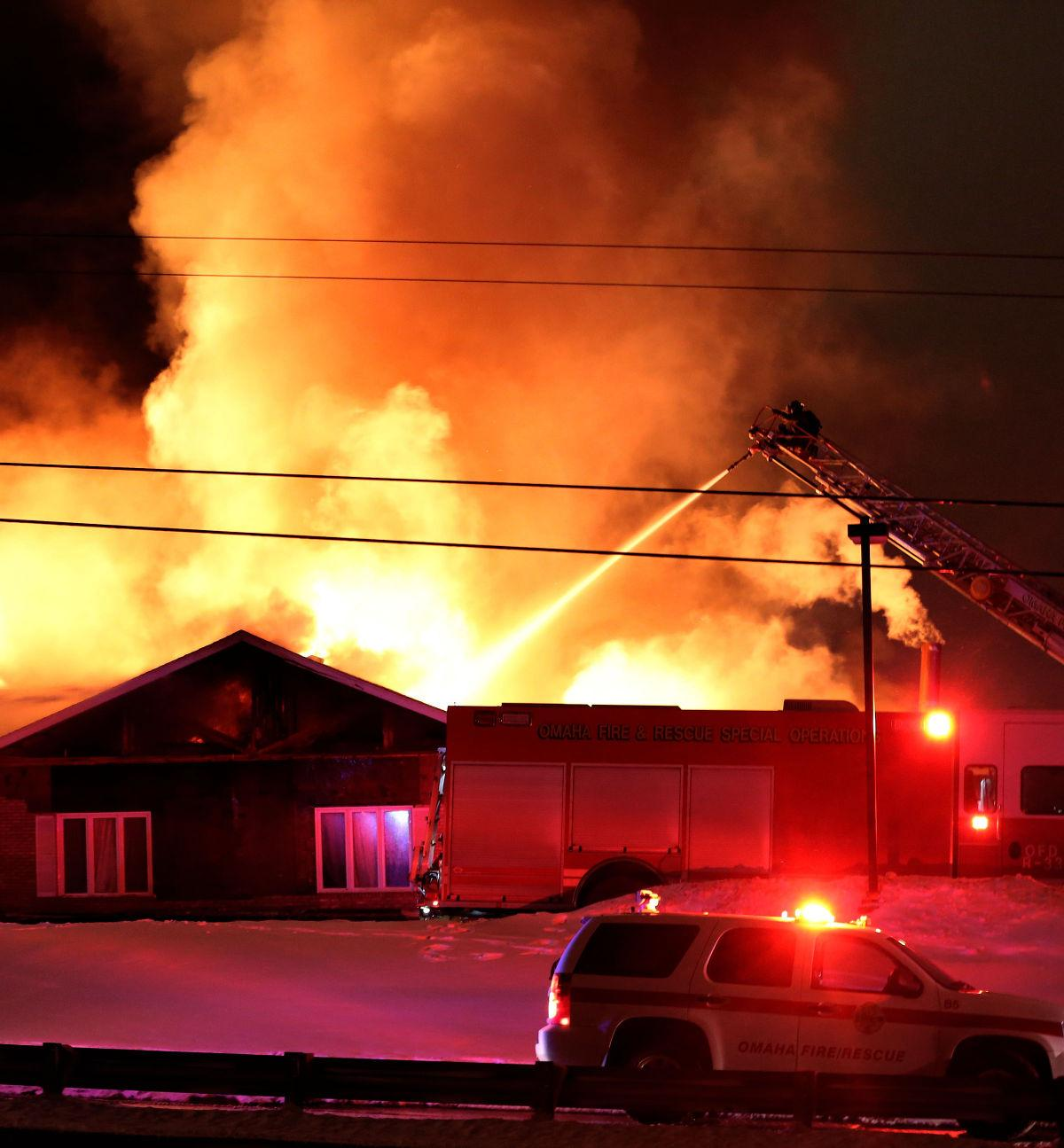 Fire at Heafey-Heafey-Hoffmann-Dworak-Cutler