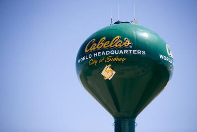 Cabela's tower - teaser