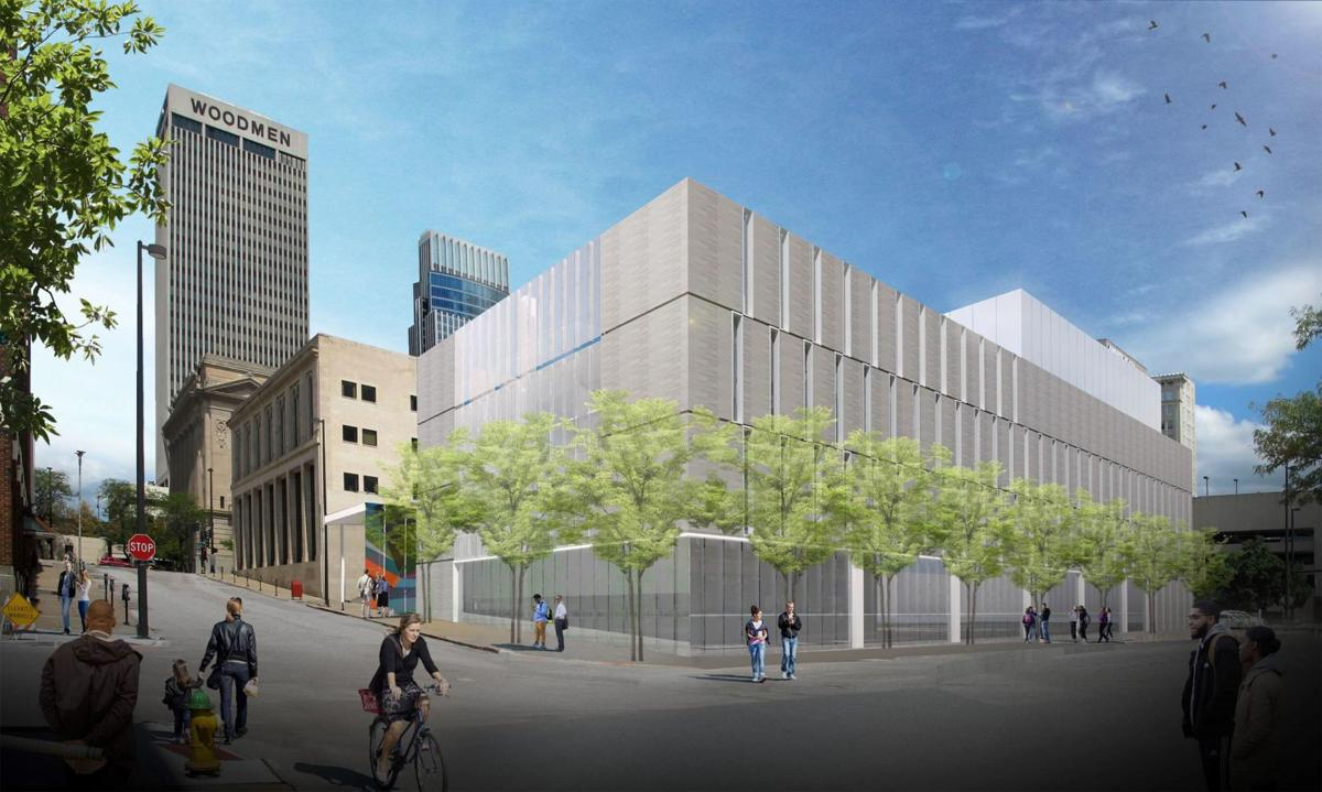 Juvenile center rendering as of 20190616 USE THIS ONE