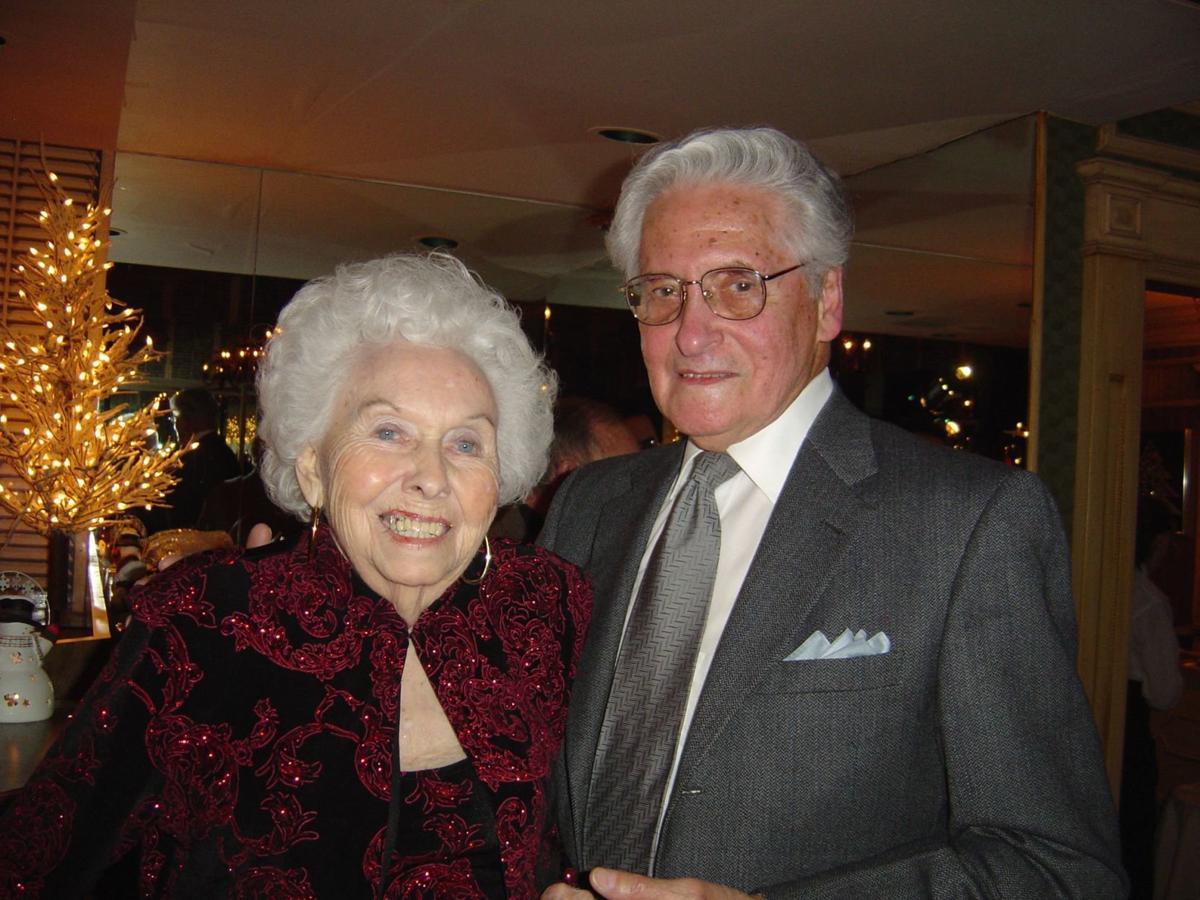 Lewis and Lari Petrantoni