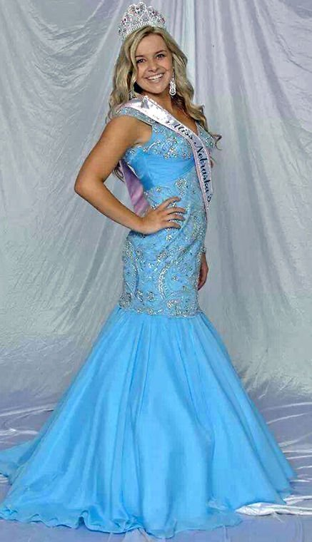 First time is a charm Courtney Vaughan nets 'Miss Personality' title in first pageant