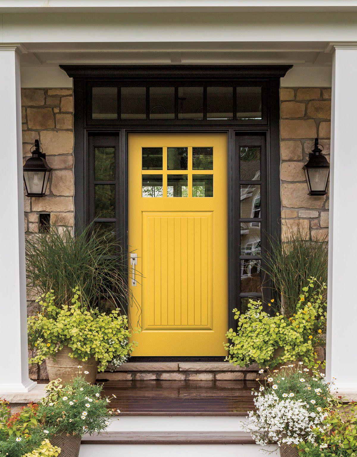 Welcome Home A Diy Guide To Repainting Your Front Door Inspired