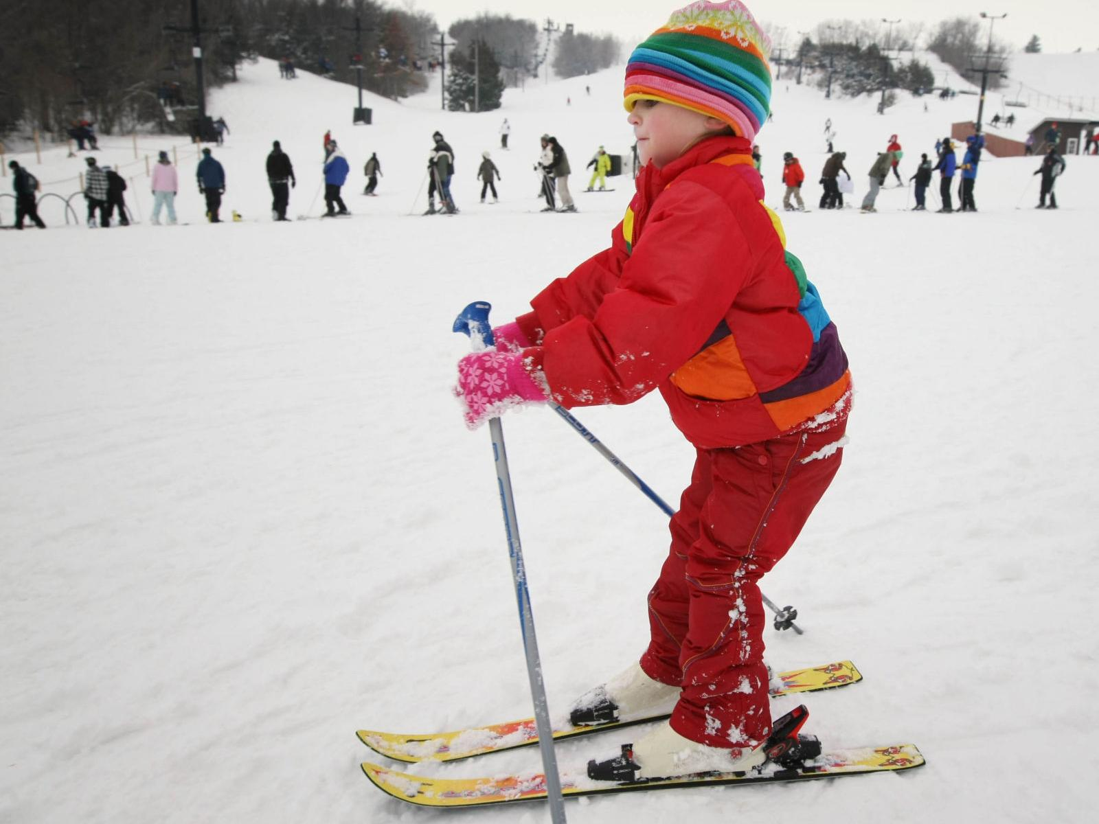 Bored this winter? Head to one of these 5 locations for a little family fun