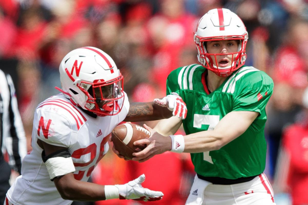 Even at 17, Nebraska quarterback Luke McCaffrey is 'like Coach Frost'