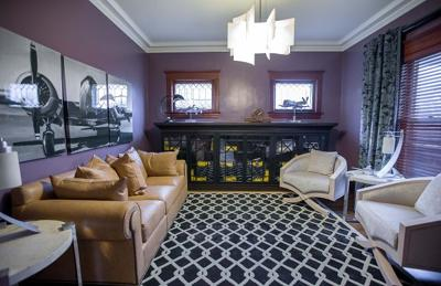 Modern touches add to Classical Revival home's character