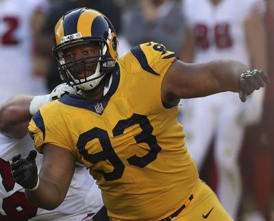 29af7b207 Ex-Husker Ndamukong Suh returns to Detroit with Rams